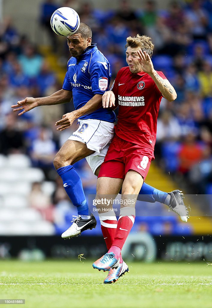 Birmingham City v Charlton Athletic - npower Championship