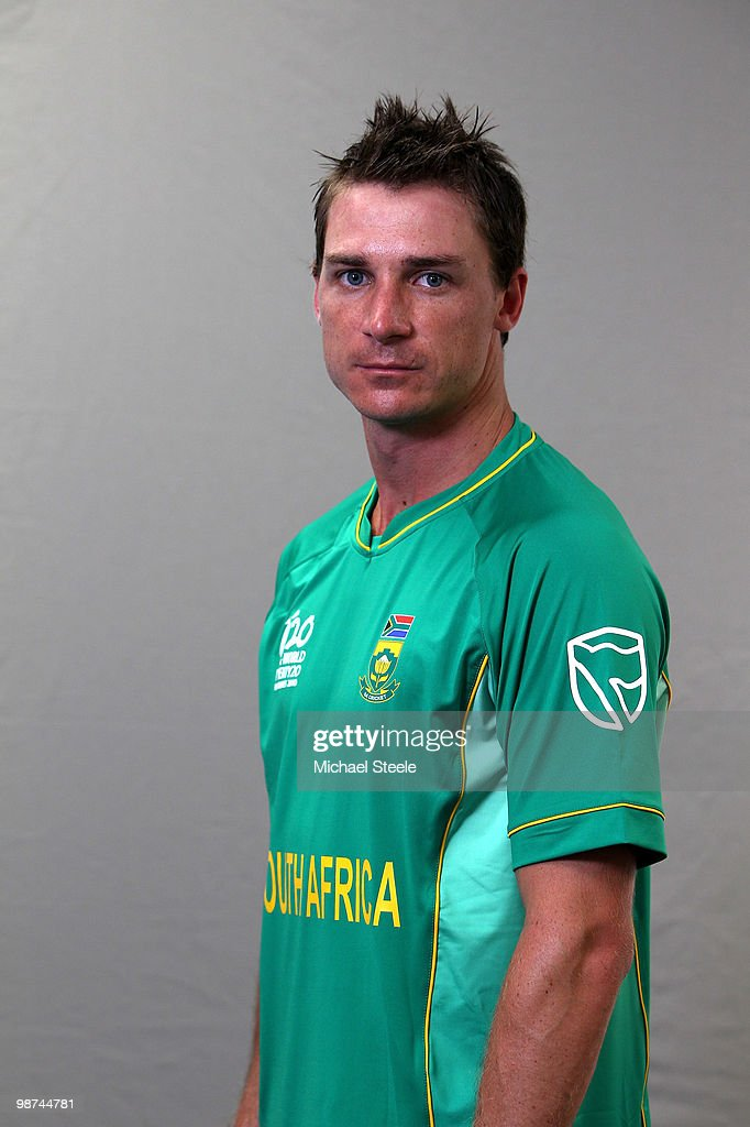 Dale Steyn of South Africa ICC T20 World Cup squad on April 29, 2010 in Bridgetown, Barbados.