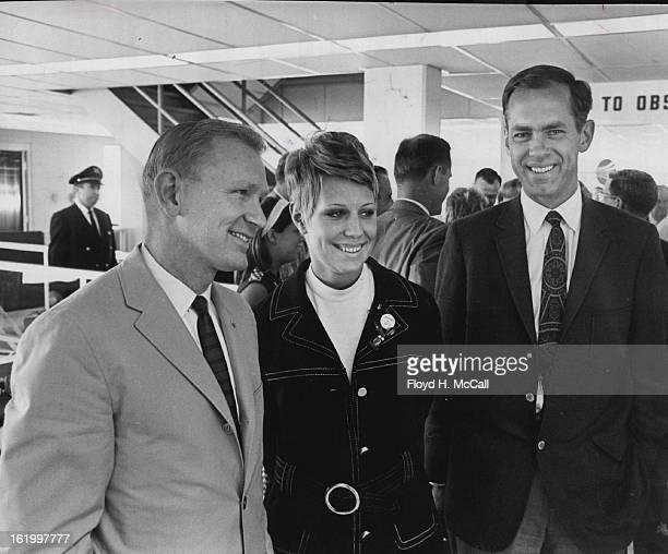 AUG 29 1968 SEP 1 1968 Dale Tooley Mrs Robt Maytag Robert Maytago