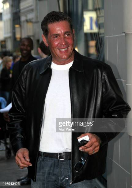 Dale Winton during The Business VIP screening at Rex Cinema and Bar in London Great Britain