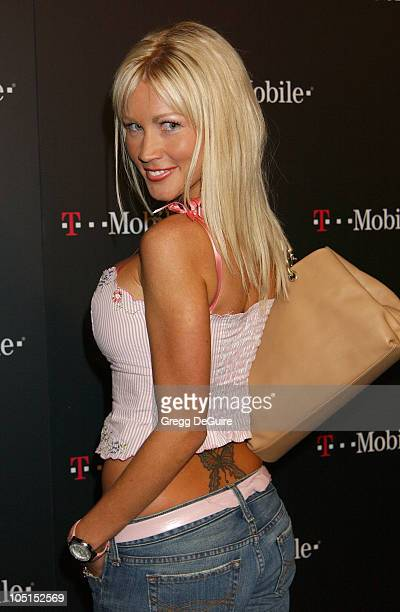 Dalene Kurtis during Action Sports and Hollywood's Elite Collide at Exclusive TMobile Party at ArcLight Cinema Rooftop in Hollywood California United...
