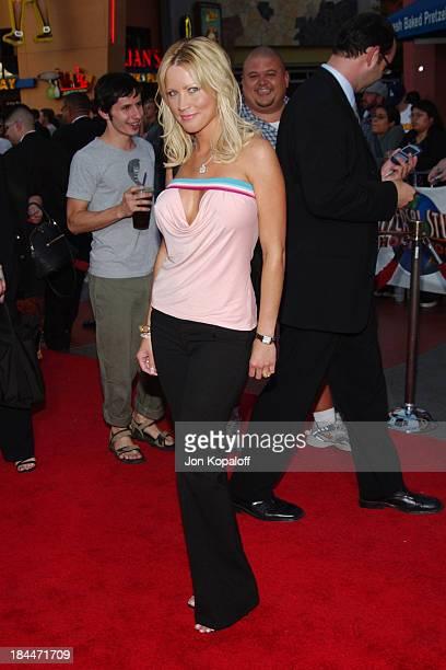 Dalene Kurtis during Van Helsing Los Angeles Premiere at Universal Amphitheatre in Universal City California United States