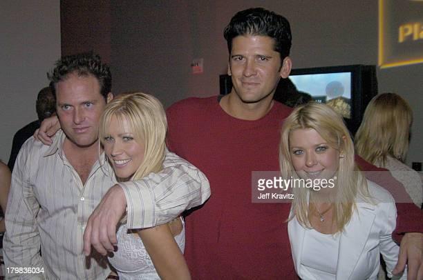 Dalene Kurtis Playmate of the Year 2002 Wayne Boich and Tara Reid