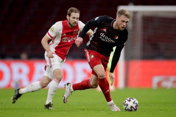 NLD: Ajax v Feyenoord - Dutch Eredivisie