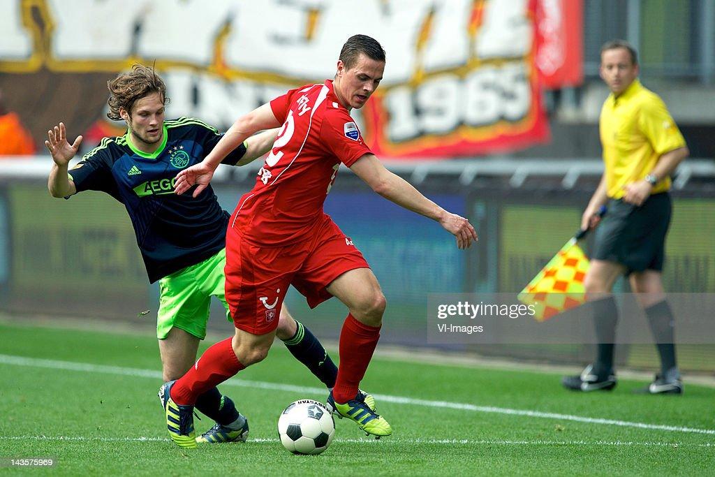 Dutch Eredivisie - FC Twente v Ajax Amsterdam : News Photo
