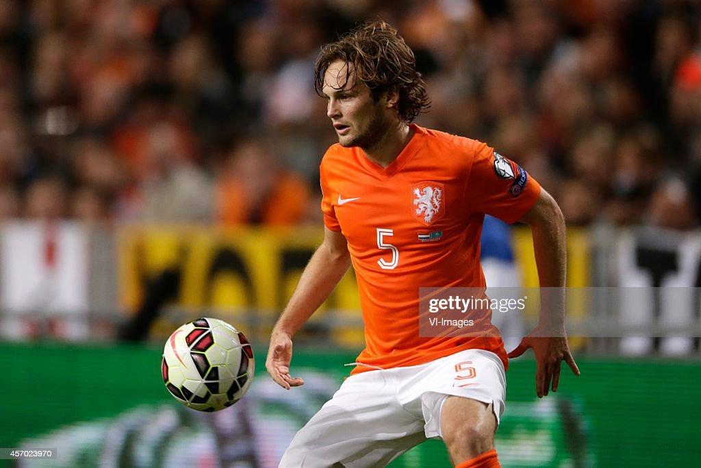 "EURO 2016 qualifying match - ""Netherlands v Kazachstan"" : News Photo"