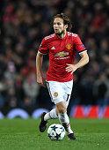 daley blind manchester united during uefa