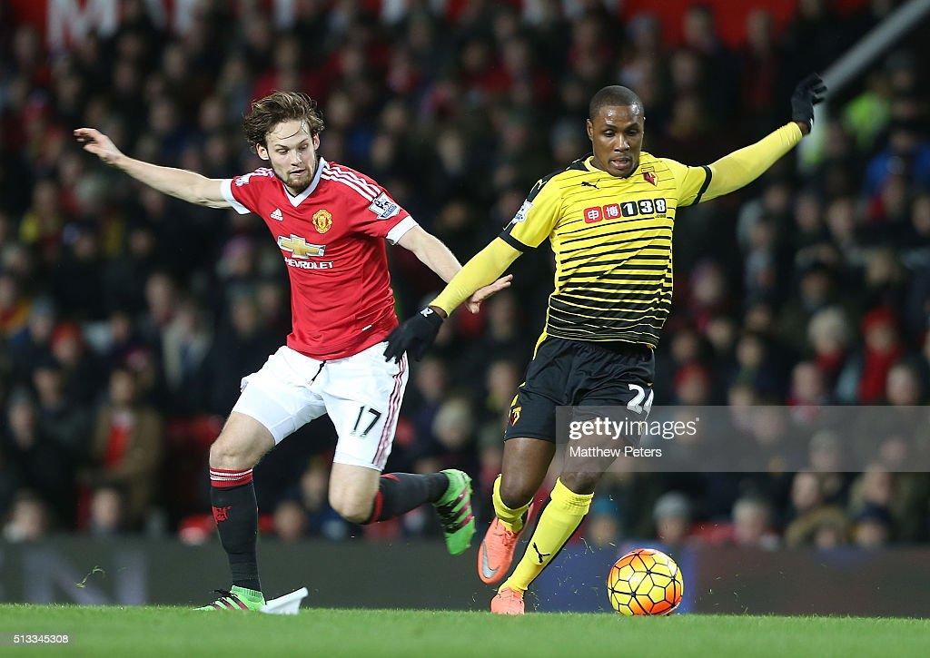 Manchester United v Watford - Premier League