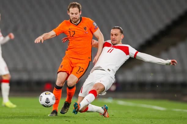 TUR: Turkey v Netherlands - FIFA World Cup 2022 Qatar Qualifier