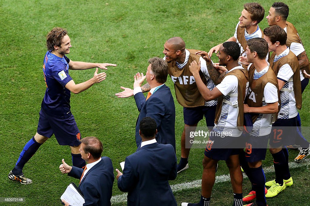 Brazil v Netherlands: 3rd Place Playoff - 2014 FIFA World Cup Brazil : News Photo