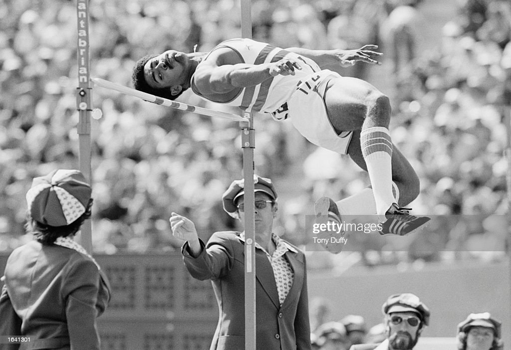 Commonwealth Games Daley Thompson : News Photo