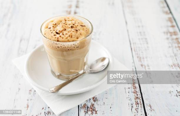 dalgona coffee - madrid stock pictures, royalty-free photos & images