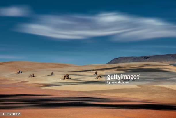 dali desert, bolivian altiplano, bolivia - altiplano stock pictures, royalty-free photos & images