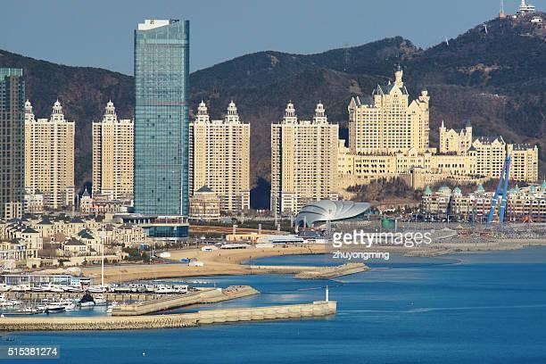Dalian Skyscraper