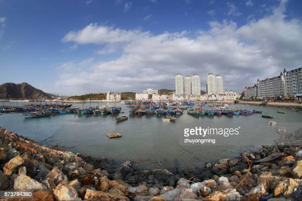 Dalian Tiger Beach Fisherman's Wharf