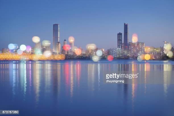 Dalian Urban Skyline