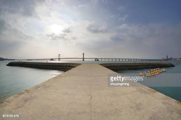 Dalian Xinghai Bay Bridge