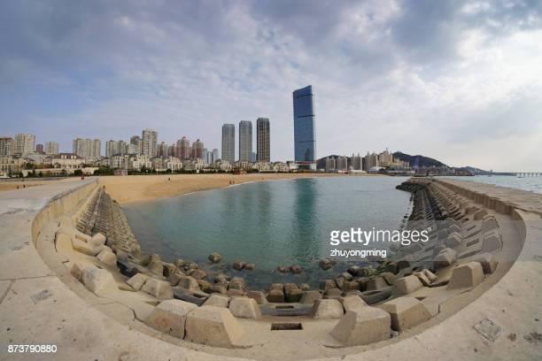 Dalian Xinghai Bay Seascape