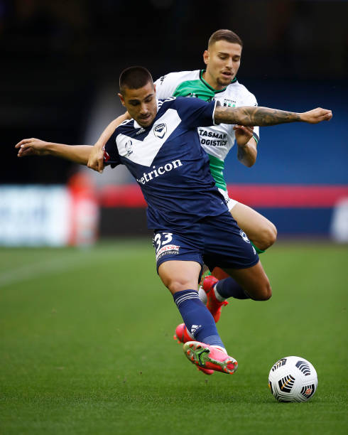 AUS: A-League - Melbourne Victory v Western United