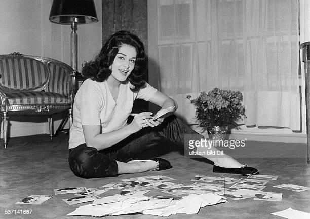 Dalida,Dalida , Sängerin F, - 1959