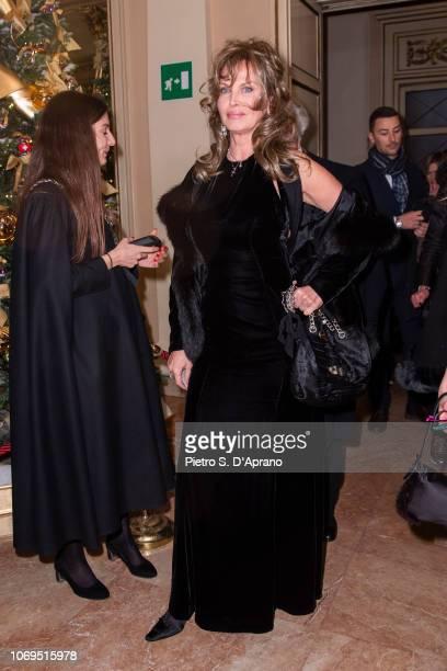 Dalila Di Lazzaro attends the Prima Alla Scala at Teatro Alla Scala on December 7 2018 in Milan Italy