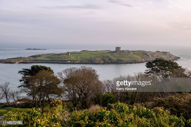 dalkey coast - dalkey stock pictures, royalty-free photos & images