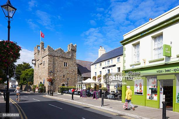 dalkey, dublin, ireland - dalkey stock pictures, royalty-free photos & images
