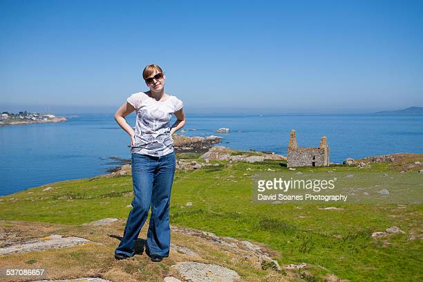 dalkey island, dublin - dalkey stock pictures, royalty-free photos & images