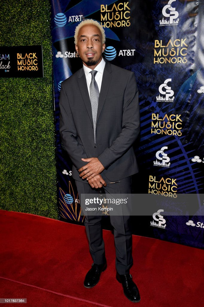 2018 Black Music Honors - Arrivals