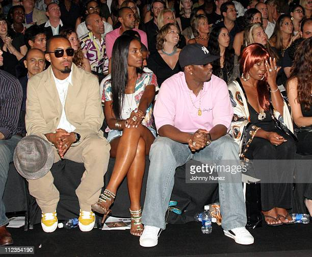Dallas Austin Kim Porter Sean 'Diddy' Combs and Janice Combs