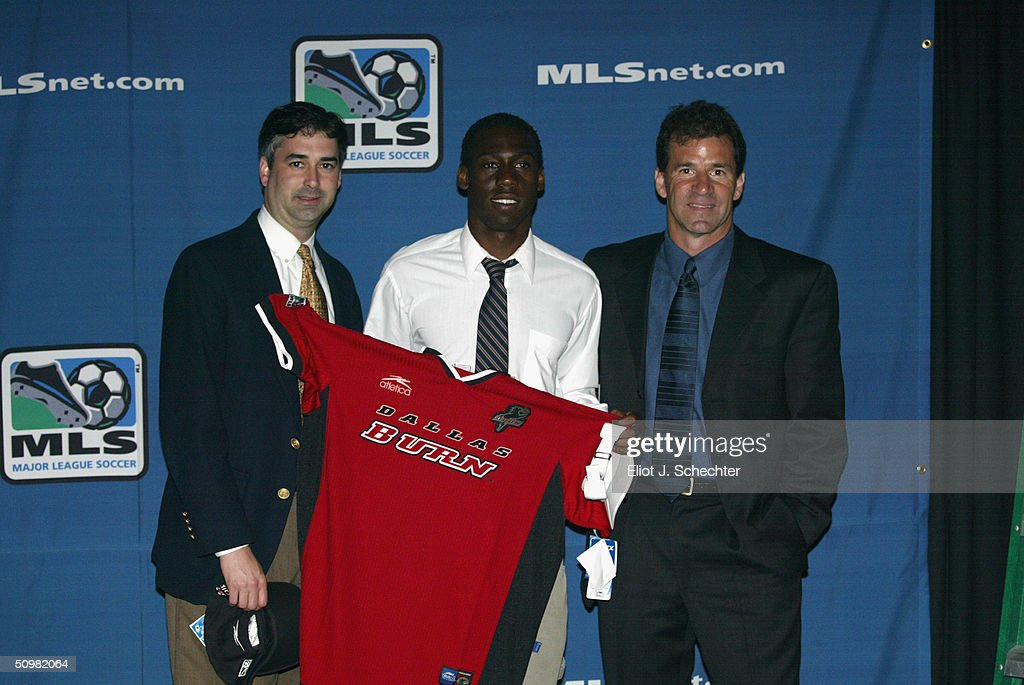 MLS Super Draft : News Photo