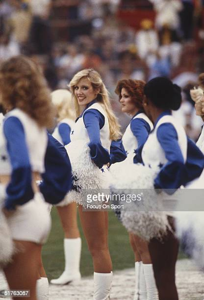busty cheerleader