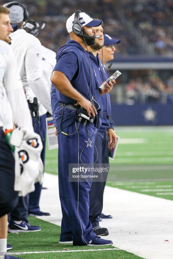 NFL: AUG 18 Preseason - Bengals at Cowboys : News Photo