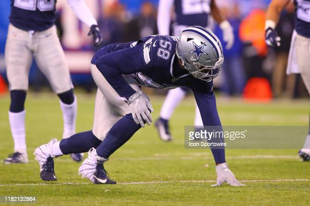 Dallas Cowboys defensive end Robert Quinn during the National Football League game between the New York Giants and the Dallas Cowboys on November 4...