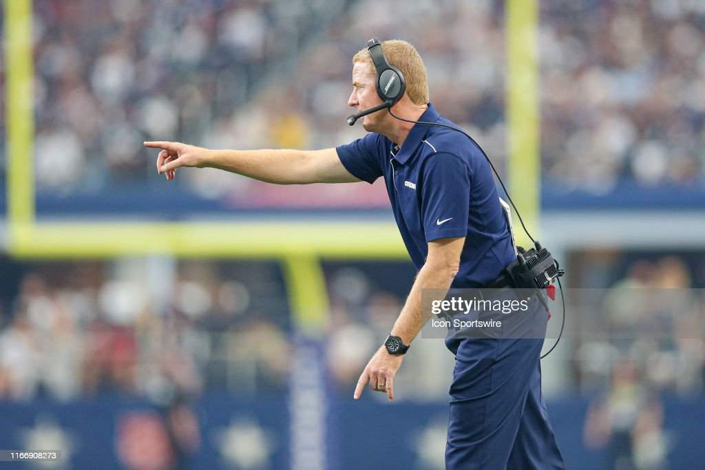 NFL: SEP 08 Giants at Cowboys : News Photo