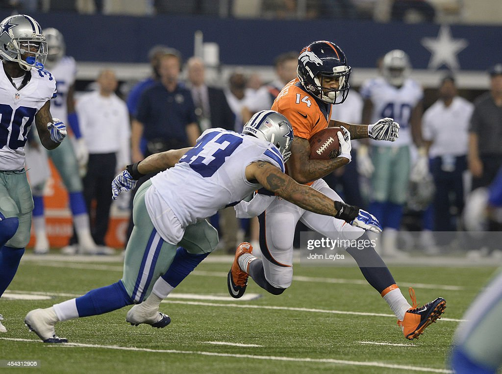Denver Broncos v Dallas Cowboys