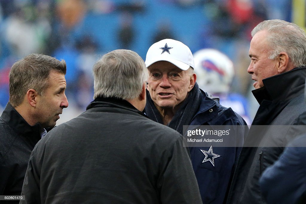 Dallas Cowboys v Buffalo Bills : News Photo