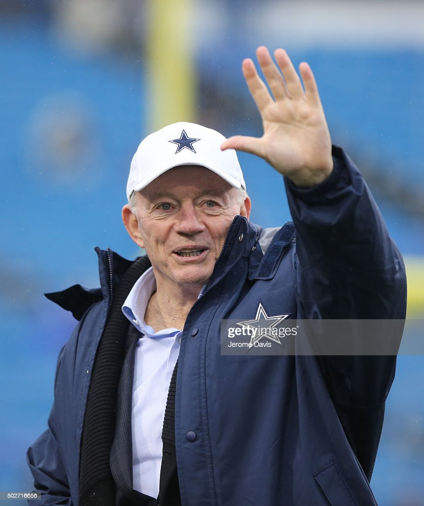 Dallas Cowboys v Buffalo Bills : News Photo