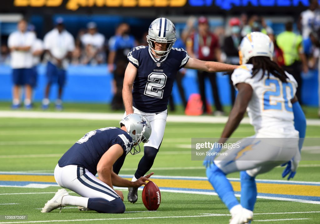NFL: SEP 19 Cowboys at Chargers : News Photo