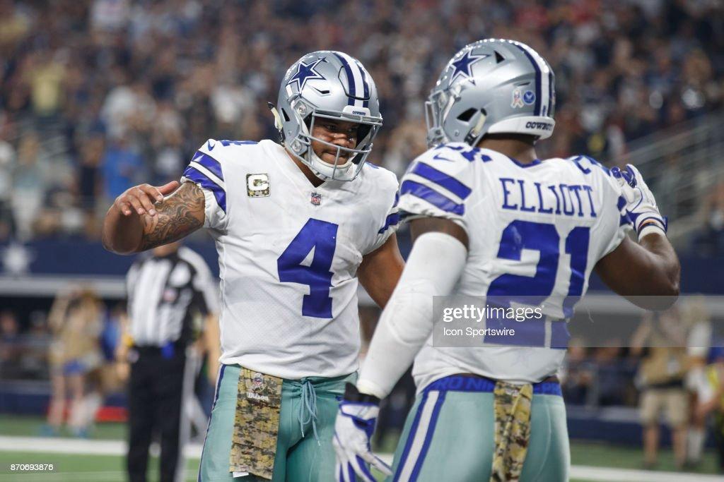 NFL: NOV 05 Chiefs at Cowboys : News Photo