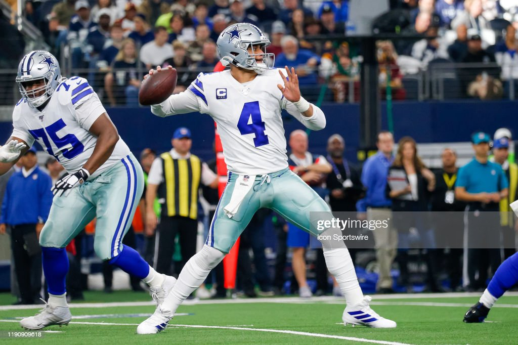 NFL: DEC 29 Redskins at Cowboys : Photo d'actualité