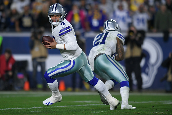 4f2ede946 The 2018 season was like night and day for the Dallas Cowboys. After  starting the season 3-4