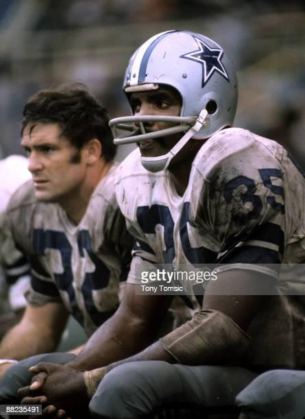 Dallas Cowboys running back Calvin Hill in 1969.