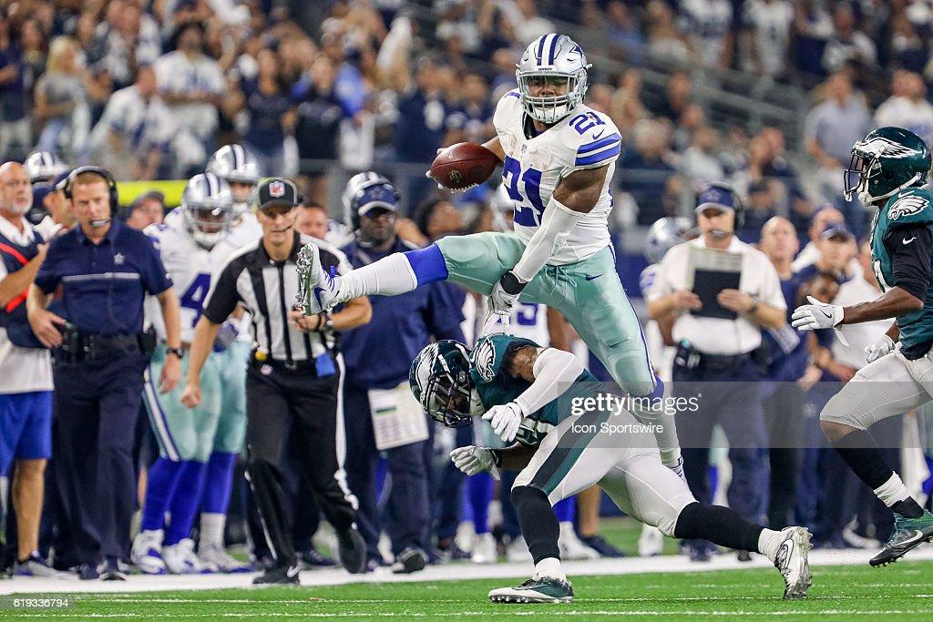 NFL: OCT 30 Eagles at Cowboys : News Photo