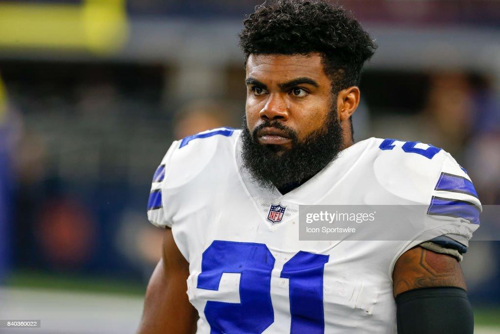 NFL: AUG 26 Preseason - Raiders at Cowboys : News Photo