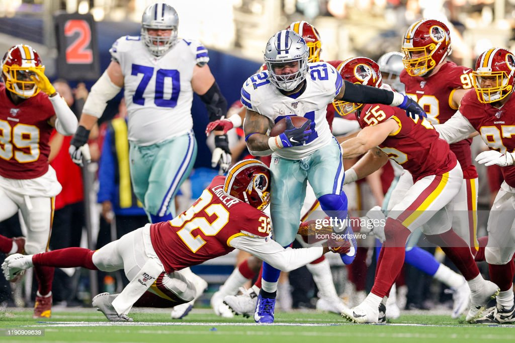 NFL: DEC 29 Redskins at Cowboys : Nyhetsfoto