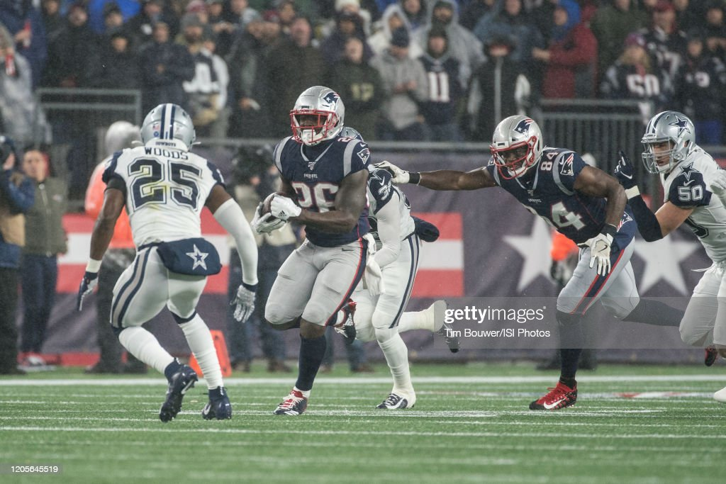 Dallas Cowboys v New England Patriots : News Photo