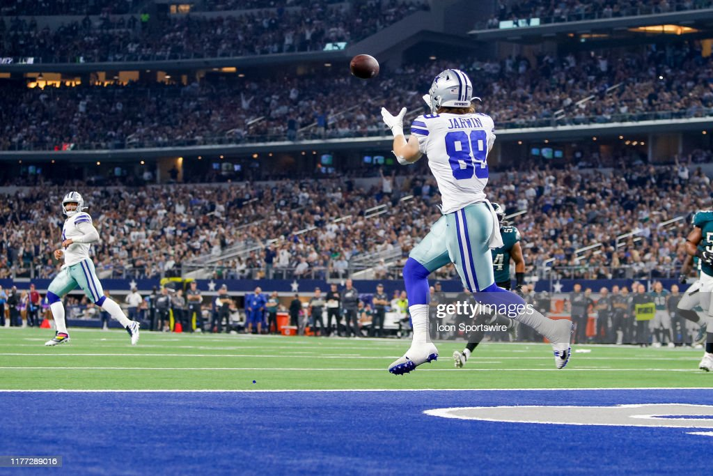 NFL: OCT 20 Eagles at Cowboys : News Photo