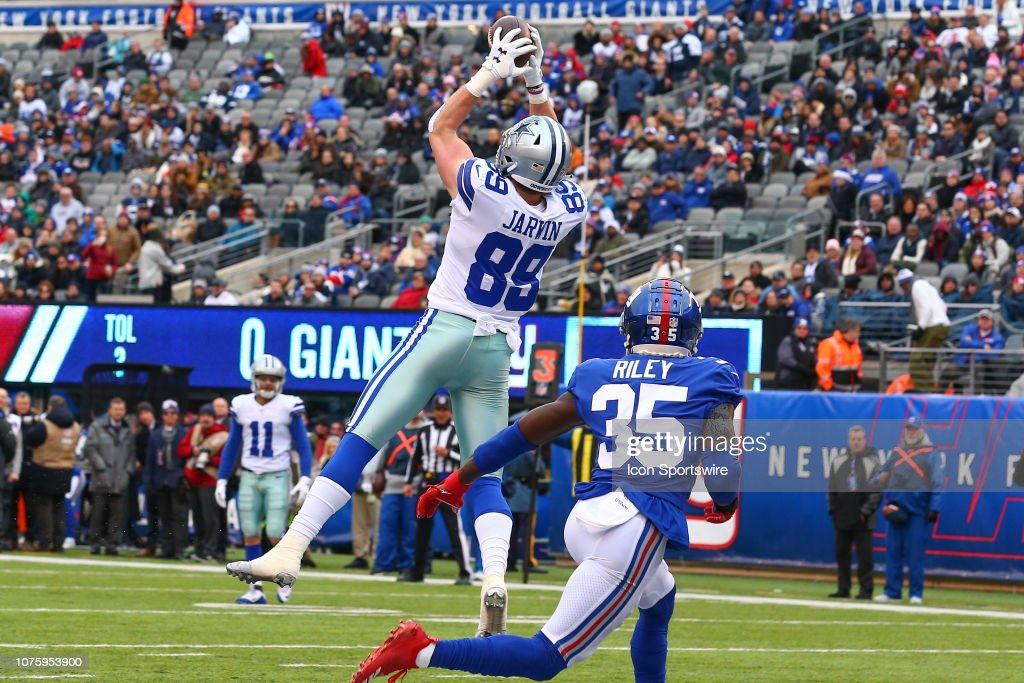 NFL: DEC 30 Cowboys at Giants : News Photo