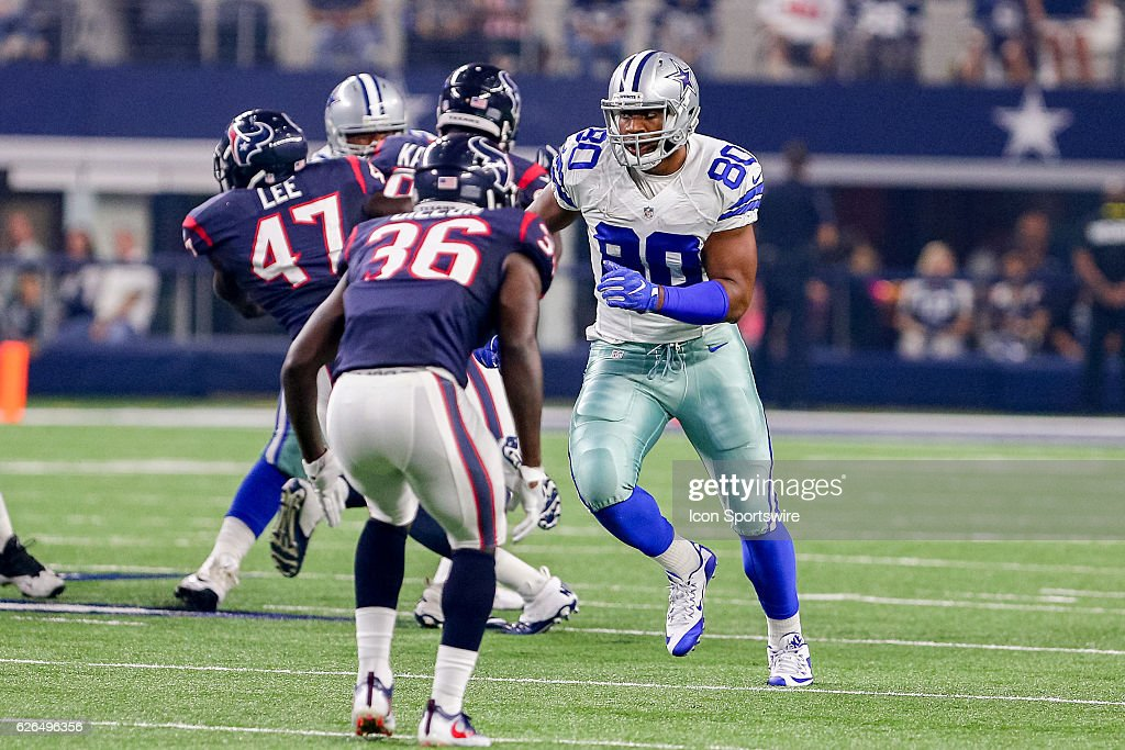 NFL: SEP 01 Preseason - Texans at Cowboys : News Photo